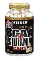 Weider BCCA + L─Glutamine 180 tablet