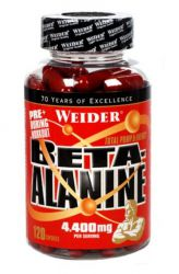 Weider Beta─Alanine 120 tablet