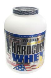 Weider Hardcore Whey Protein 3200 g + doprava ZDARMA