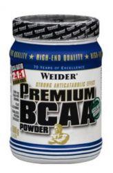 Weider Premium BCAA Powder 500 g + doprava ZDARMA