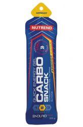 Nutrend CARBOSNACK - sáček 55 g - meruňka