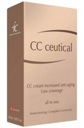 Herb─pharma CC Ceutical cream increased anti-aging low coverage 30 ml