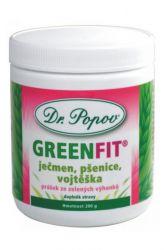 Dr. Popov GreenFit prášek ze zelených výhonků 200 g