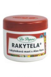 Dr. Popov Rakytela ─ rakytníková mast s Aloe Vera 50 ml