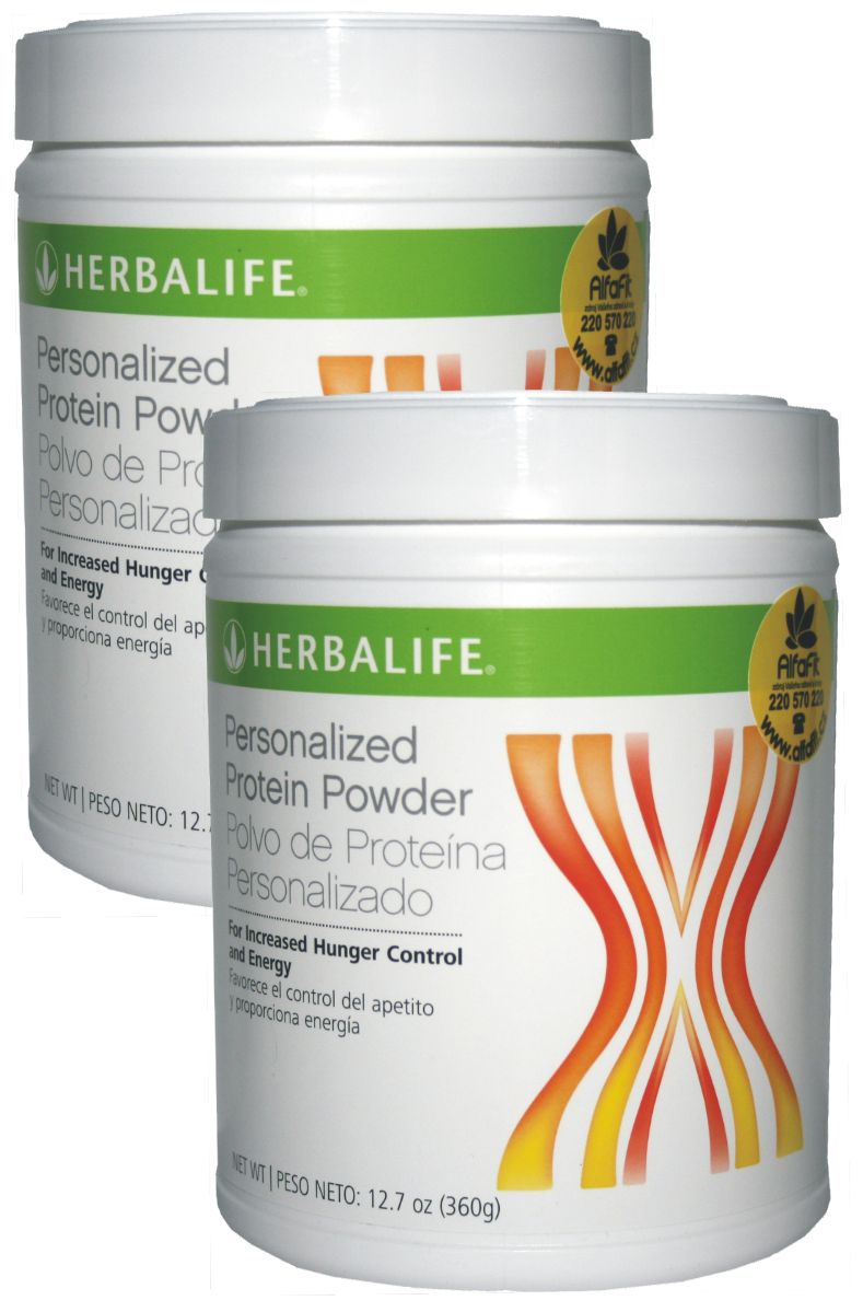 Herbalife Bílkovinný doplněk (PPP) sada 2x 360 g