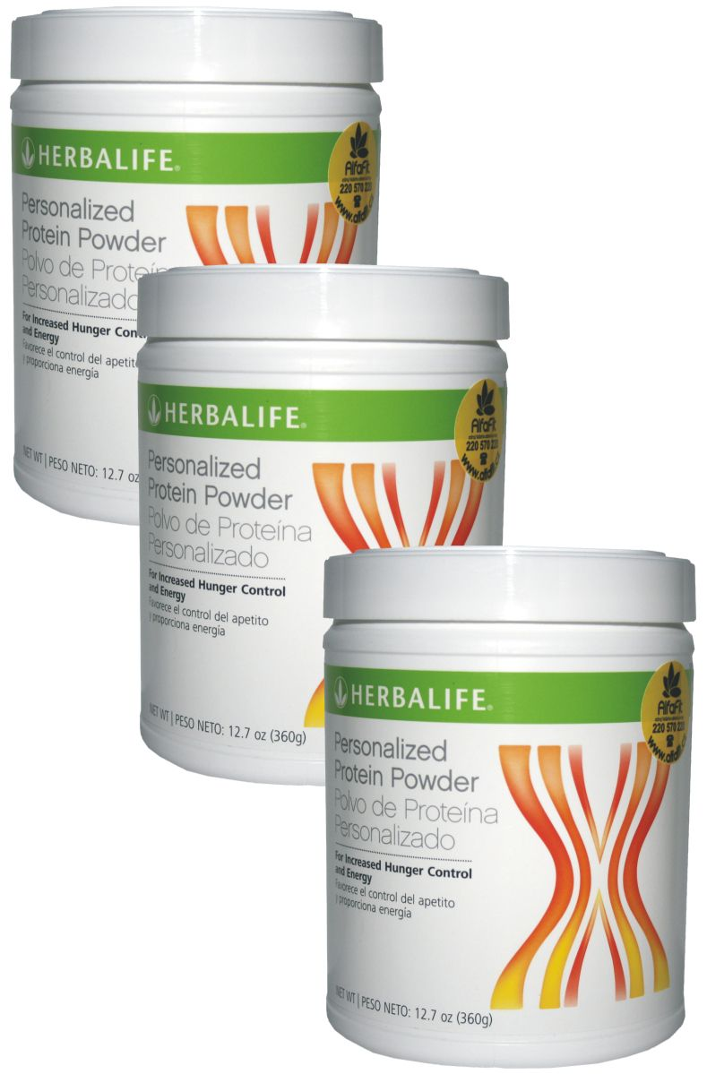 Herbalife Bílkovinný doplněk (PPP) sada 3x 360 g