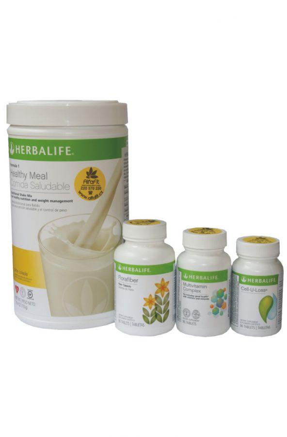 Herbalife USA Buněčná výživa (4 složky, koktejl 750 g)