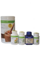 Herbalife USA Cellular Nutrition (5 Ordner, Cocktail 750 g)