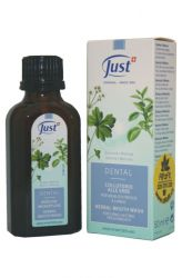 JUST Herbal Mouthwash 50 ml