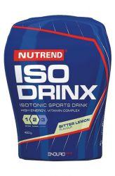 Nutrend ISODRINX 420 g - bitter lemon