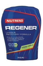 Nutrend REGENER 450 g - fresh apple
