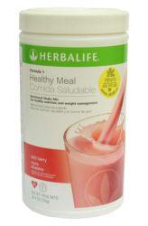 Herbalife F1 jahoda 780 g